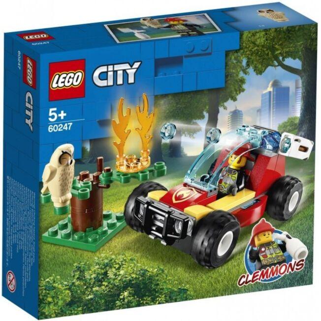 LEGOCITY-FOREST FIRE